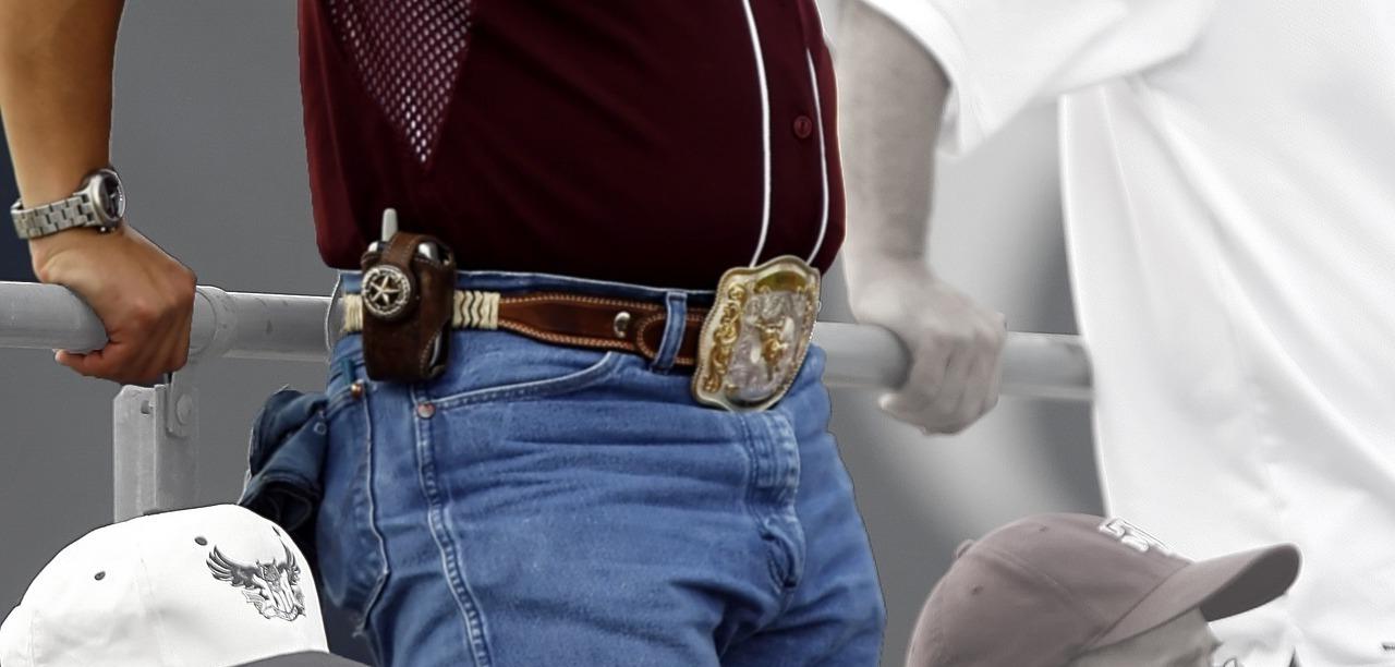 Quand porter une ceinture style cowboy?